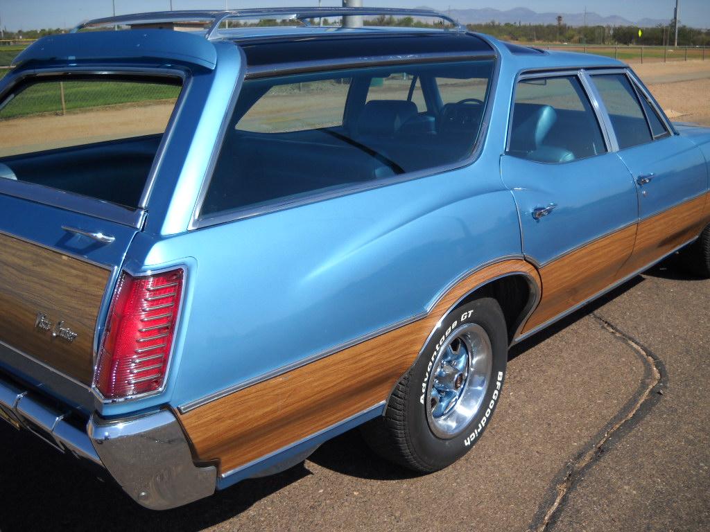 Car Of The Week Oldsmobile Vista Cruiser Amtraq