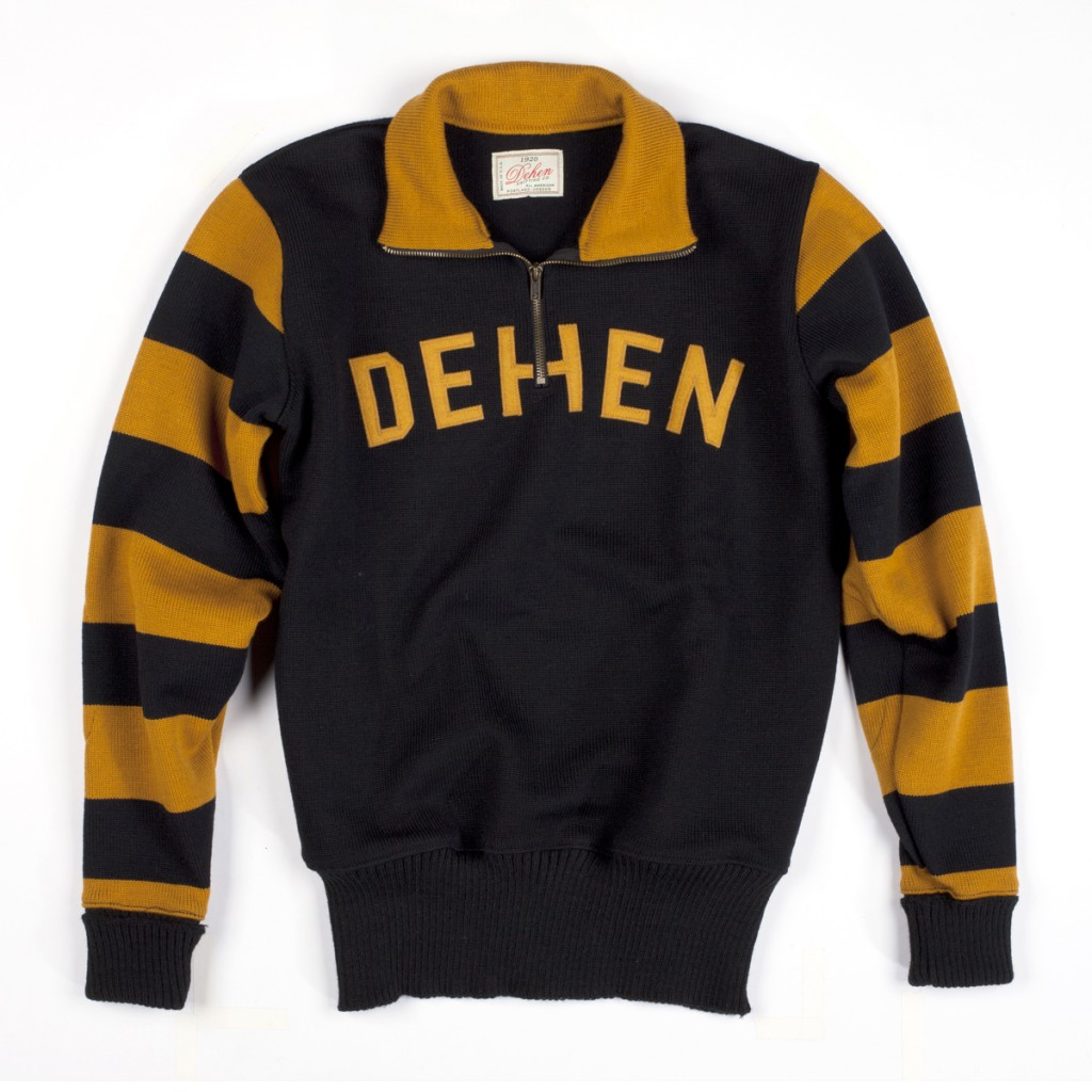 vintage motorcycle sweater